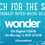 Pick Up Wonder on 4K, Blu-ray, & DVD + A Fun DIY Wonder Activity! | #ChooseKind #Wonder