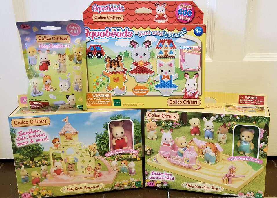 calico critters easter