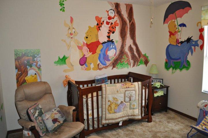 winne the pooh nursery
