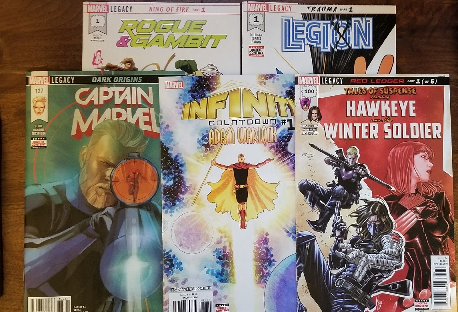 5 marvel comic book series you should be reading
