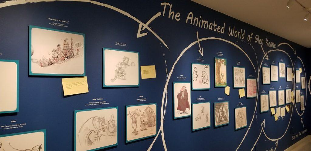 Animated World of Glen Keane Walt Disney Family Museum