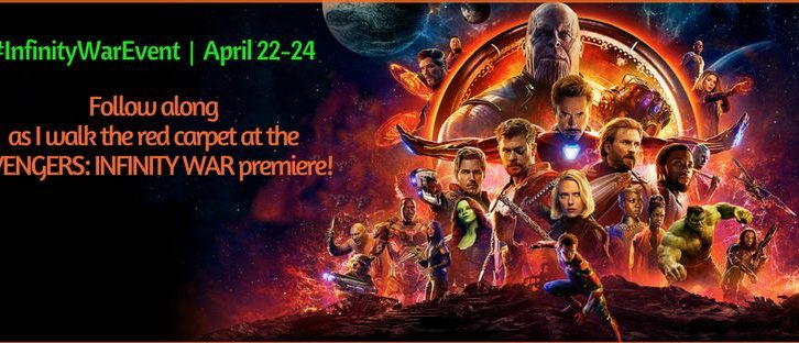 Avengers Infinity War Event Banner