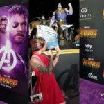 This Marvel Girl Attended The Avengers: Infinity War Premiere & Marvel After Party! | #InfinityWarEvent