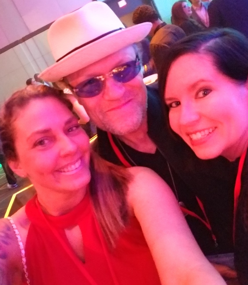 Michael Rooker Infinity War After Party