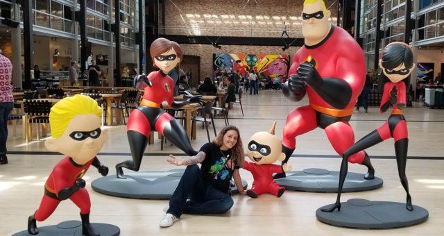 Pixar The Incredibles