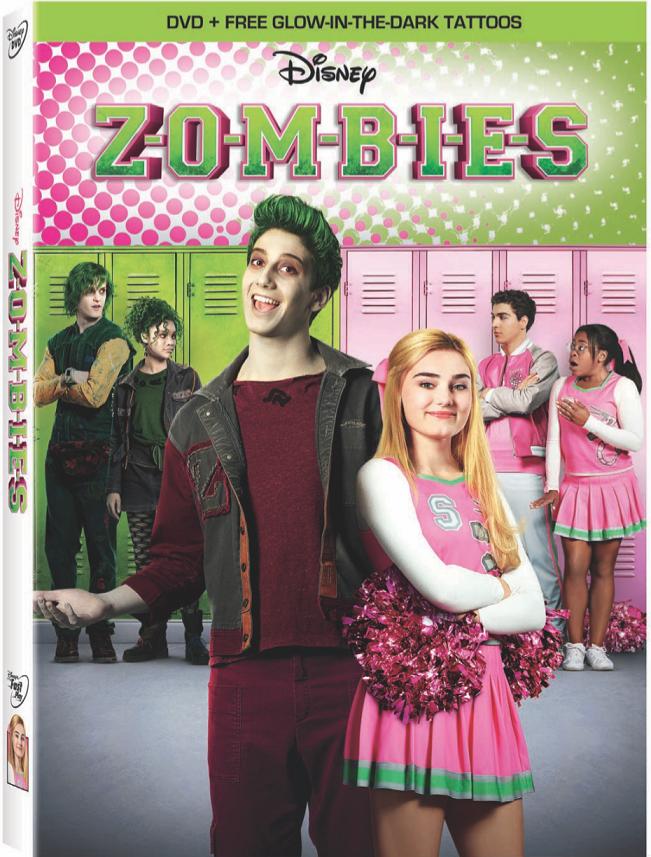 Zombies Disney Original Movie