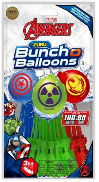 avengers bunch o balloons