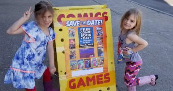 Free Comic Book Day Girls