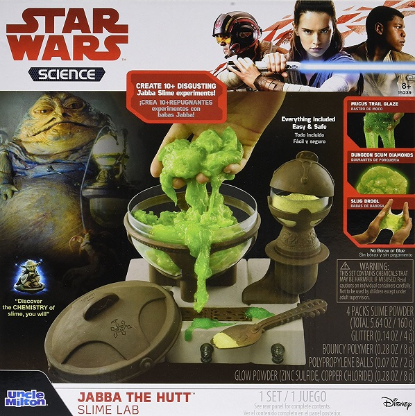 jabba the hutt slime lab