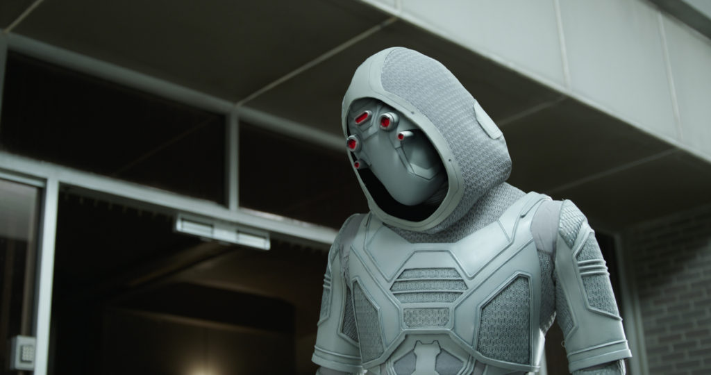 Ghost - Ant-Man and The Wasp