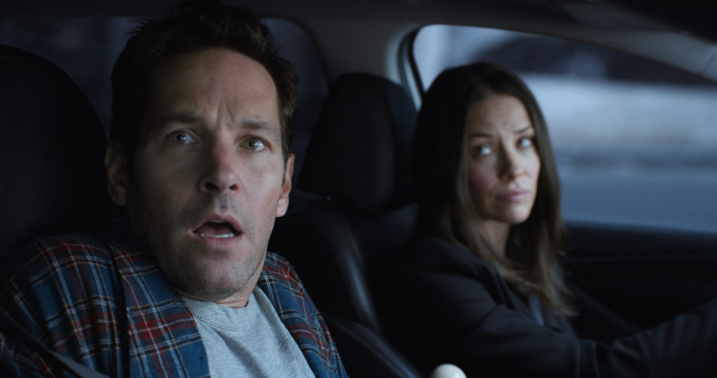 Ant-Man and The Wasp Scott and Hope