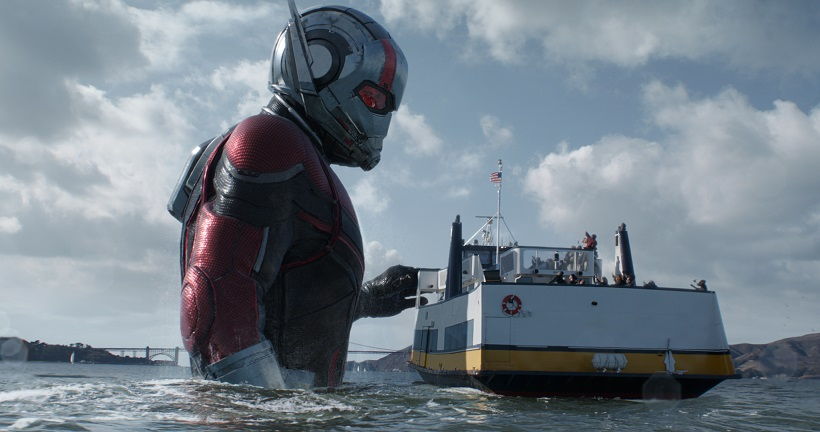 Ant-Man and the The Wasp Giant Scott Lang