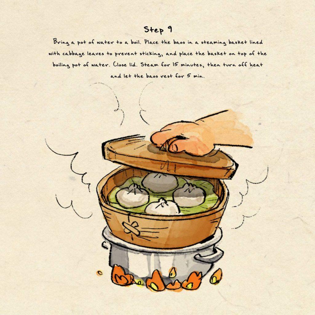 Bao Recipe