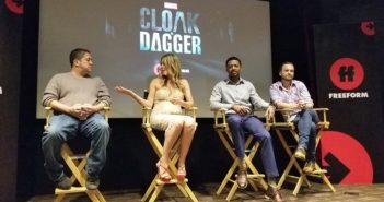 Cloak and Dagger Interview