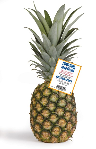 DOLE Pineapple Incredibles 2