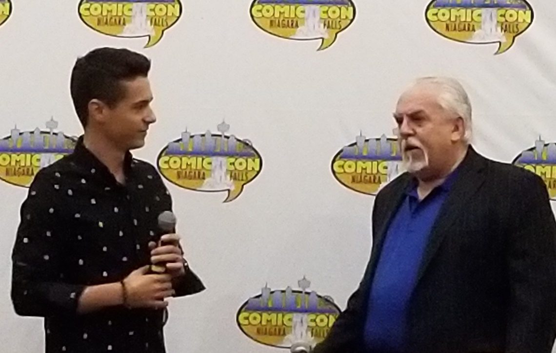 John Ratzenberger Interview NFCC {ixar