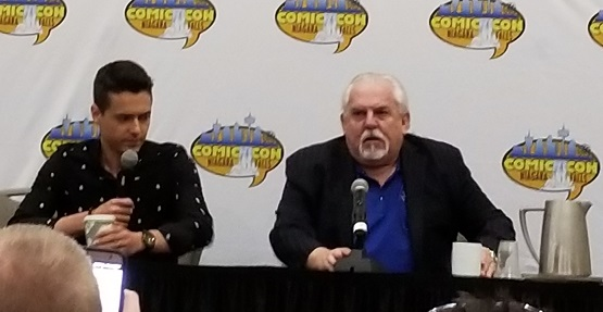 John Ratzenberger Interview NFCC Pixar Cheers