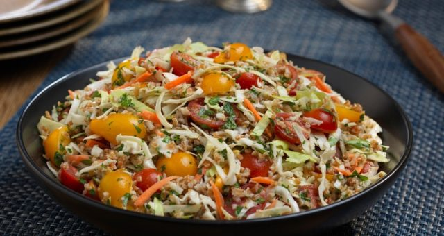 Summer Super Slaw