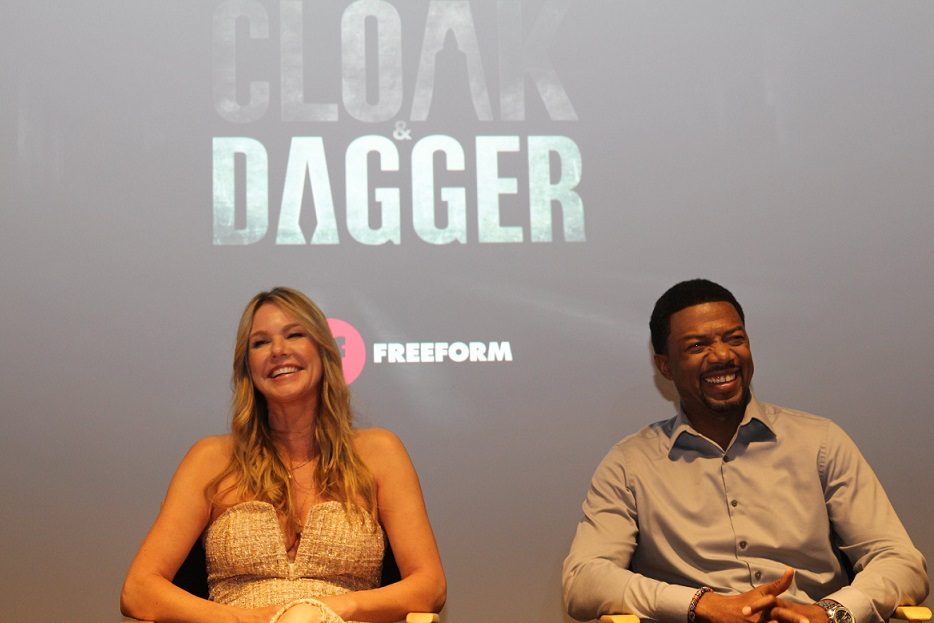 andrea roth and miles mussenden cloak and dagger
