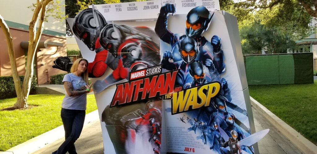 Ant-Man and The Wasp spoiler review