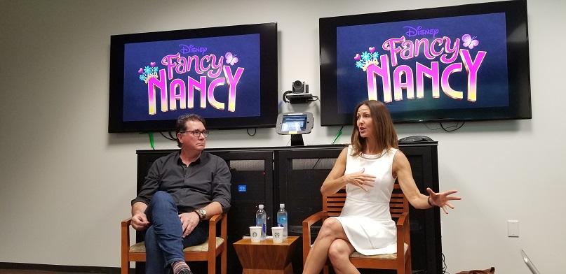 Fancy Nancy Interview