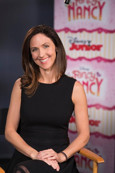 Fancy Nancy Krista Tucker