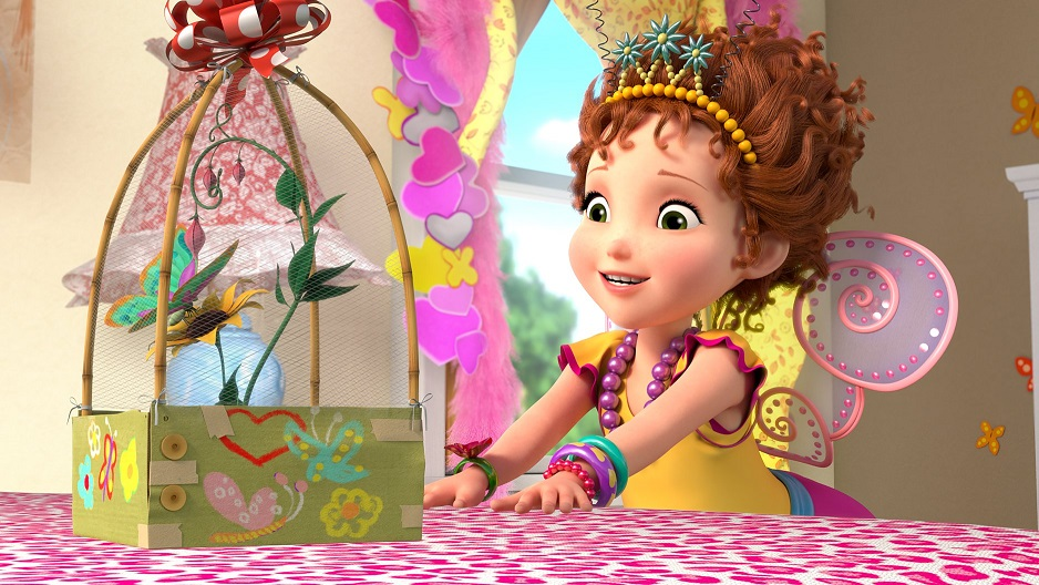 10 Fun Facts About Disney Junior's New Show, Fancy Nancy!