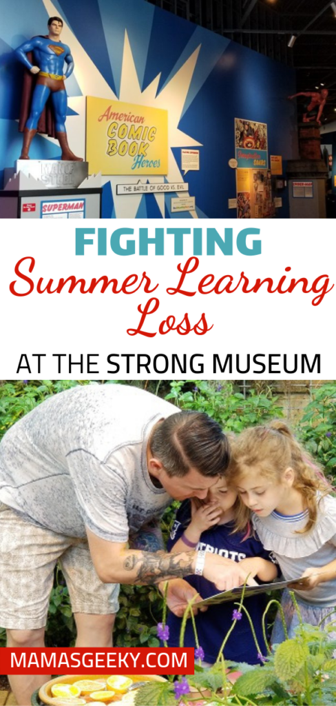 Fighting Summer Learning Loss