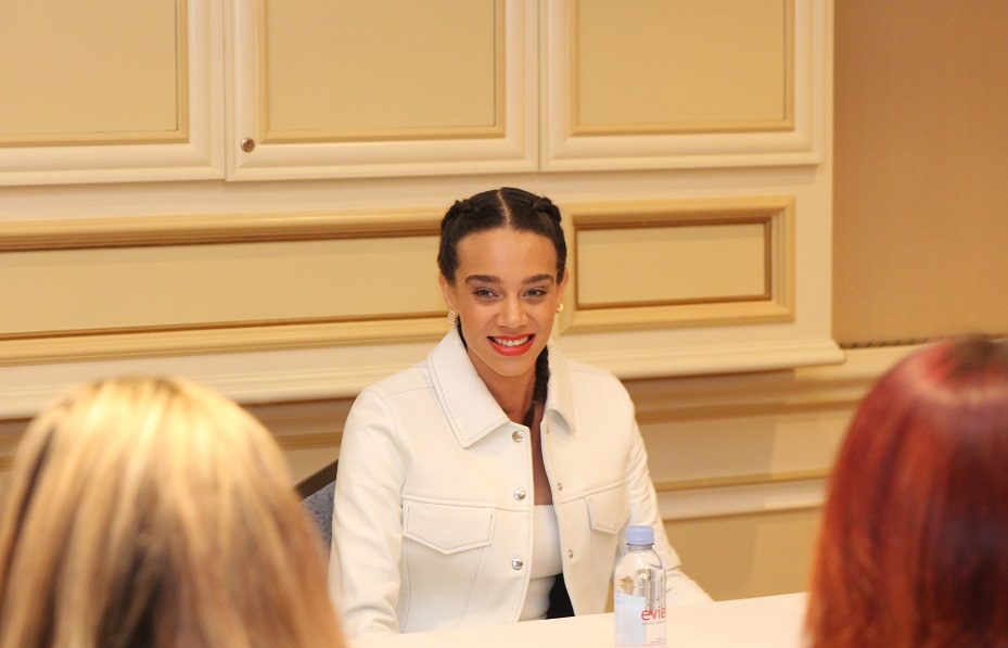 Hannah John-Kamen Ant-Man and The Wasp Interview