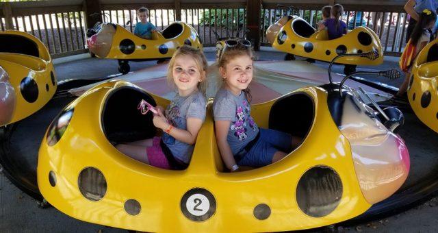 Hersheypark kiddie rides