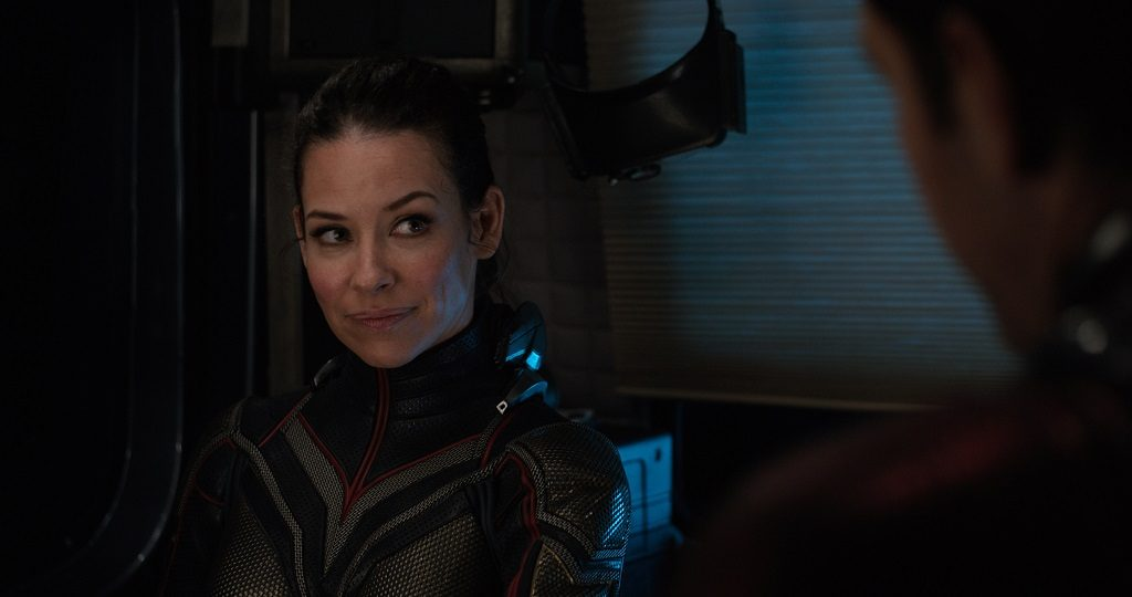 Hope Van Dyne The Wasp