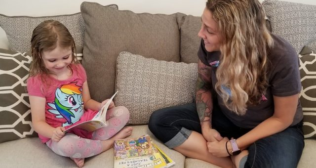 Beat the summer slide with I Can Read Books