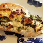 Simple & Delicious Keto Approved Spinach Stuffed Chicken Recipe | #Keto