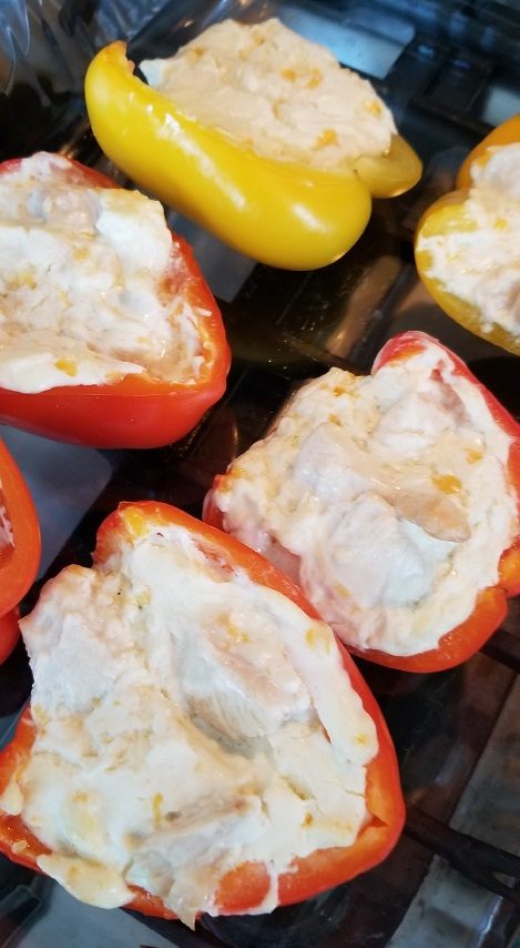 Keto Approved Stuffed Peppers