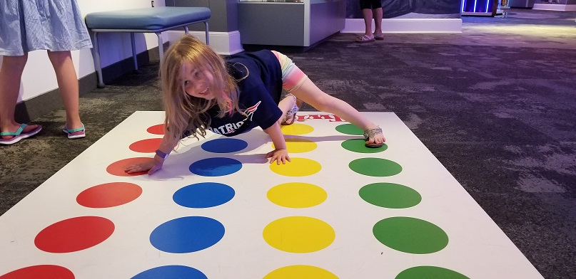 STRONG Museum twister