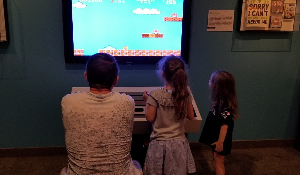 STRONG Museum video games
