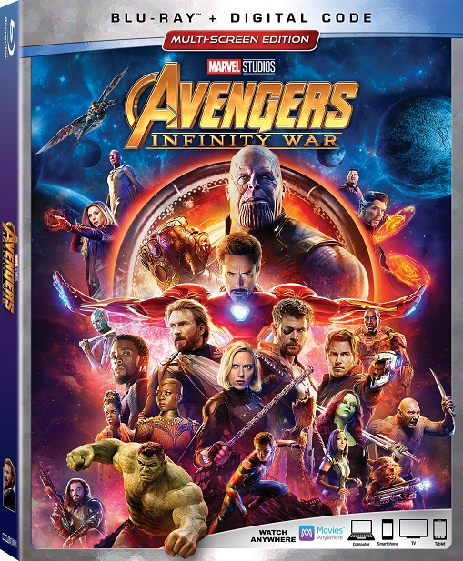 Avengers Infinity War bonus features review