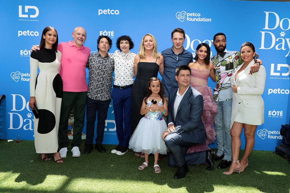 Dog Days Cast World Premiere