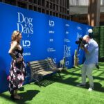 Food, Fun, & Celebrity Sightings at the Dog Days Green Carpet Premiere! | #DogDays