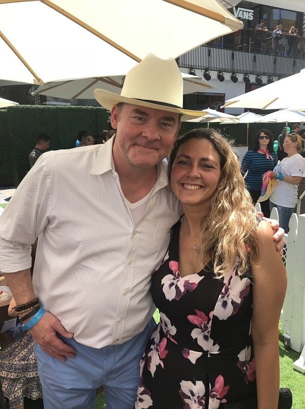 Dog Days Premiere David Koechner