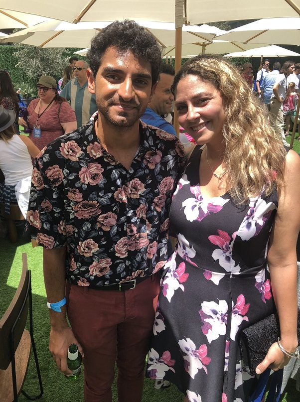 Dog Days Premiere Karan Soni