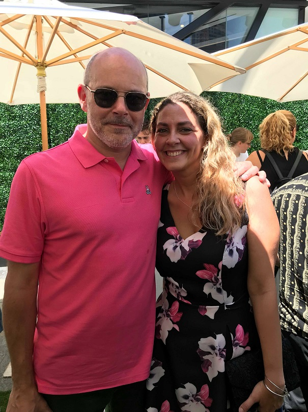 Dog Days Premiere Rob Corddry
