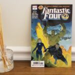 The Fantastic Four is BACK in an All New Comic Book!