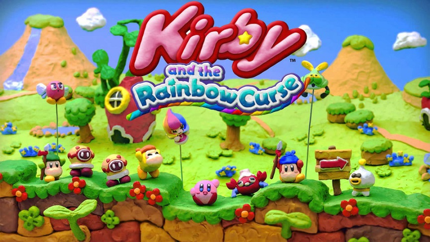 kirby and the rainbow curse wii u