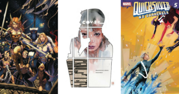 new comic books sept 5