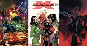 new comics 8-22