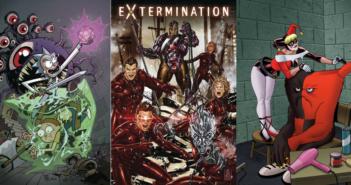 new comics august 29