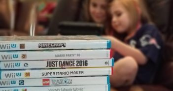 top wii u games for kids