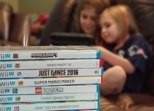 Top 10 Wii U Games For Kids (And Parents!)