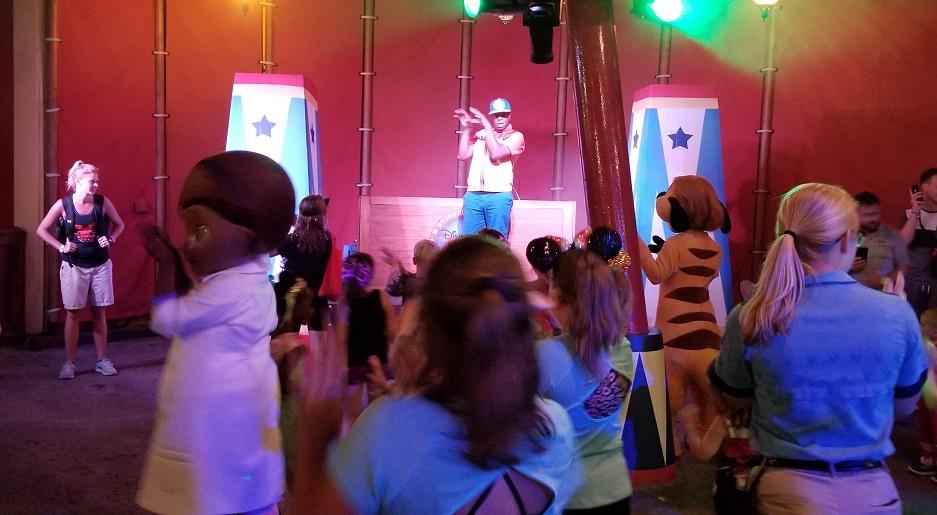 2018 MNSSHP Disney Jr Jam